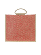 Load image into Gallery viewer, MAT WEAVE 14 X 16 ZIPPER (B-024-RED)