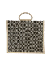 Load image into Gallery viewer, MAT WEAVE 14 X 16 ZIPPER (B-024-BLACK)