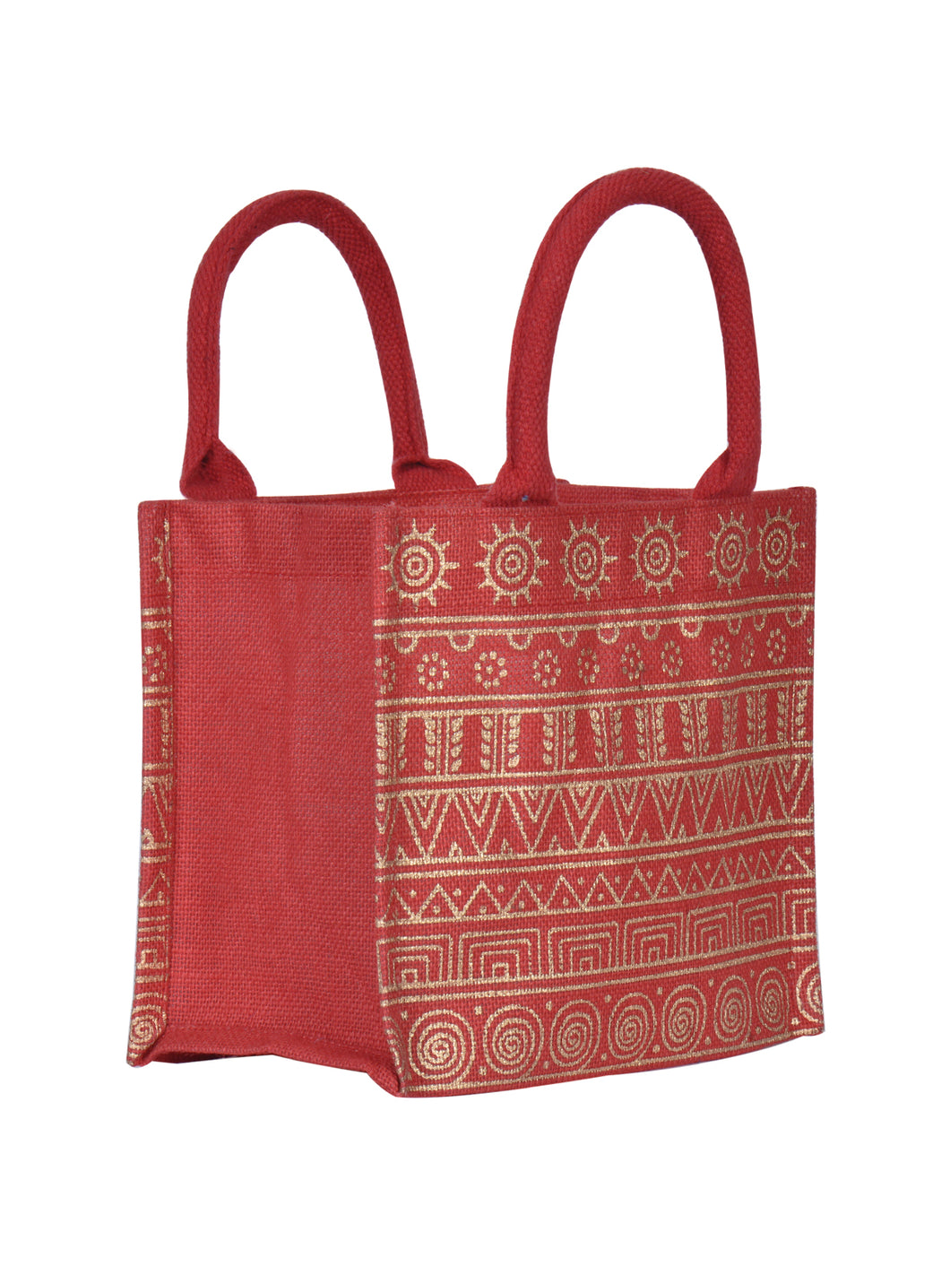 8X10 AZTEC PRINT LUNCH (B-130-RED)