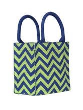 Load image into Gallery viewer, 8X8 ZIG ZAG LUNCH (B-148-BLUE)