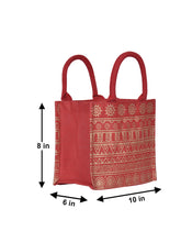 Load image into Gallery viewer, 8X10 AZTEC PRINT LUNCH (B-130-RED)