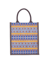 Load image into Gallery viewer, 13X11 AZTEC PRINT (B-064-BROWN)