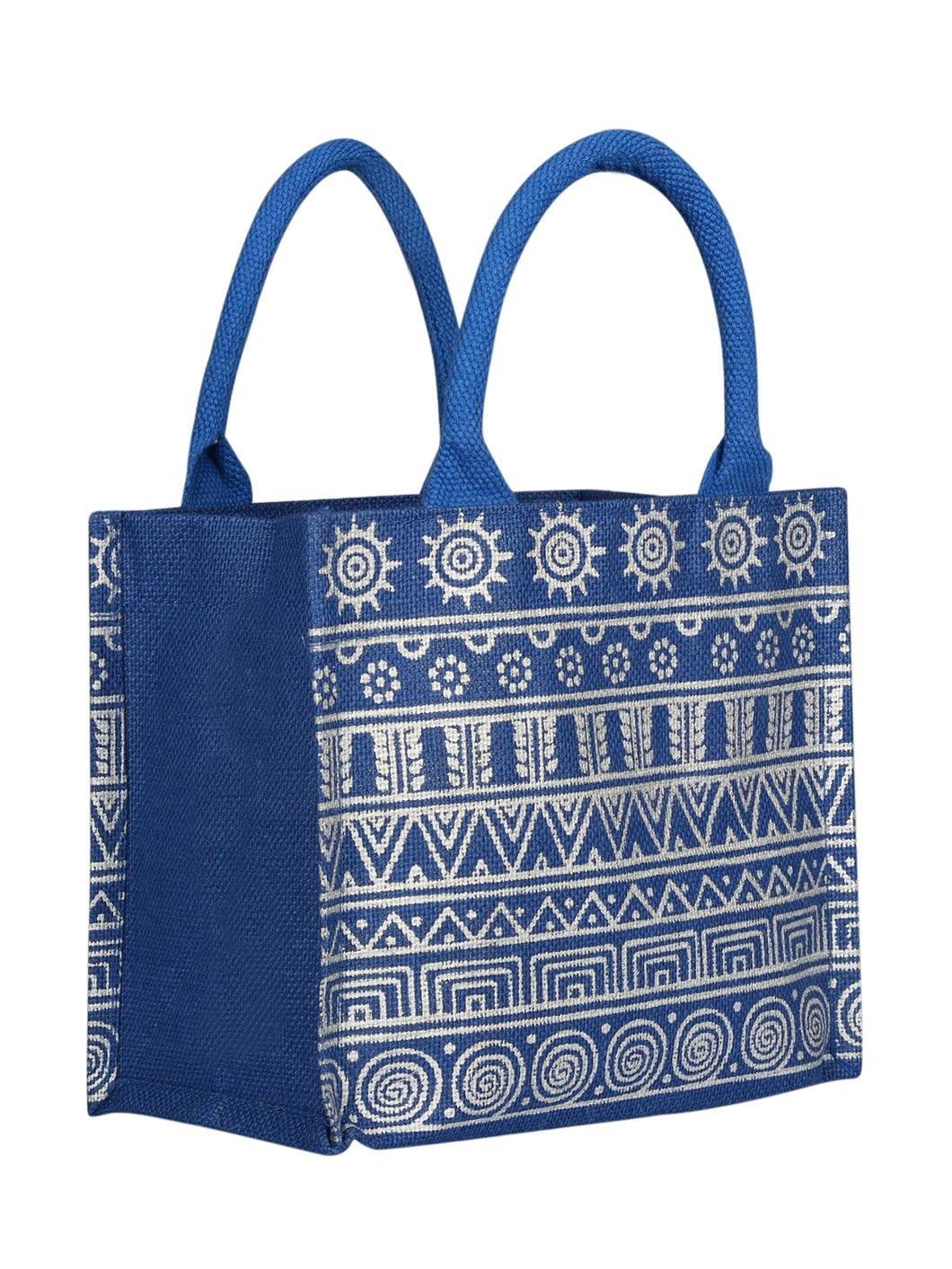 8X10 AZTEC PRINT LUNCH (B-130-BLUE)