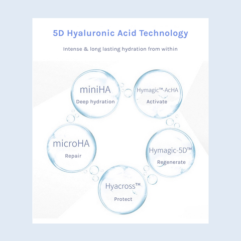hyaluronic acid 5d ha quadha fresh beauty project
