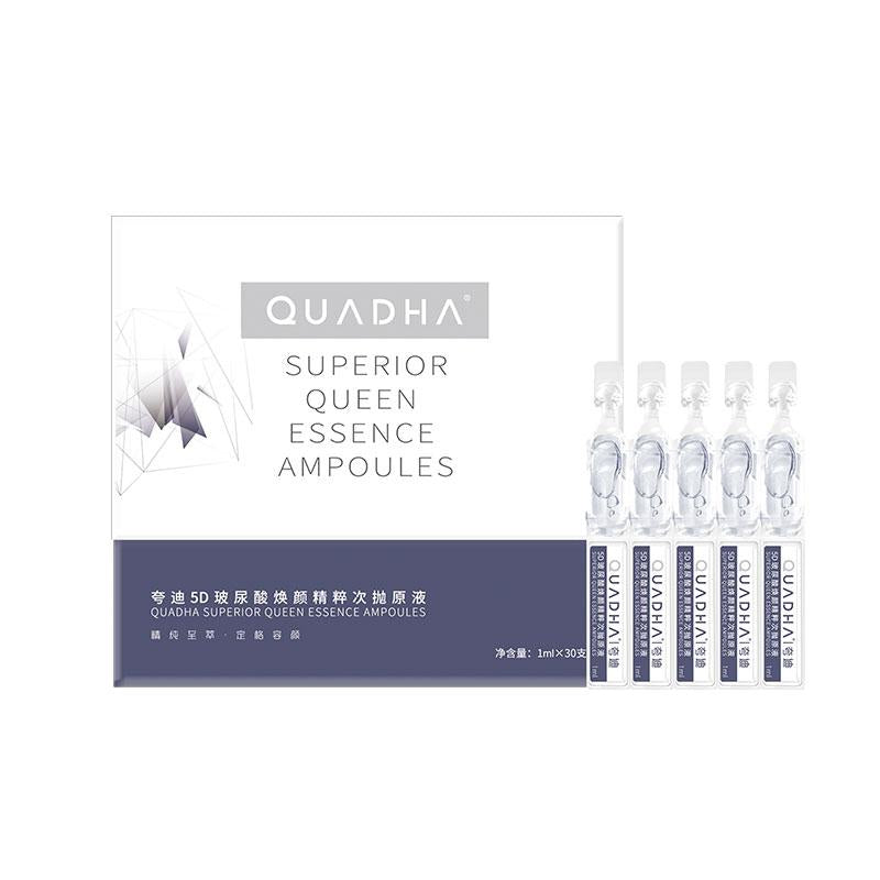 QuadHA | Superior Queen Essence Ampoules Serum with HA and Copper Peptide