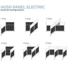 Load image into Gallery viewer, VERSARE - Hush Panels Electric - 6ft (1.22m) High