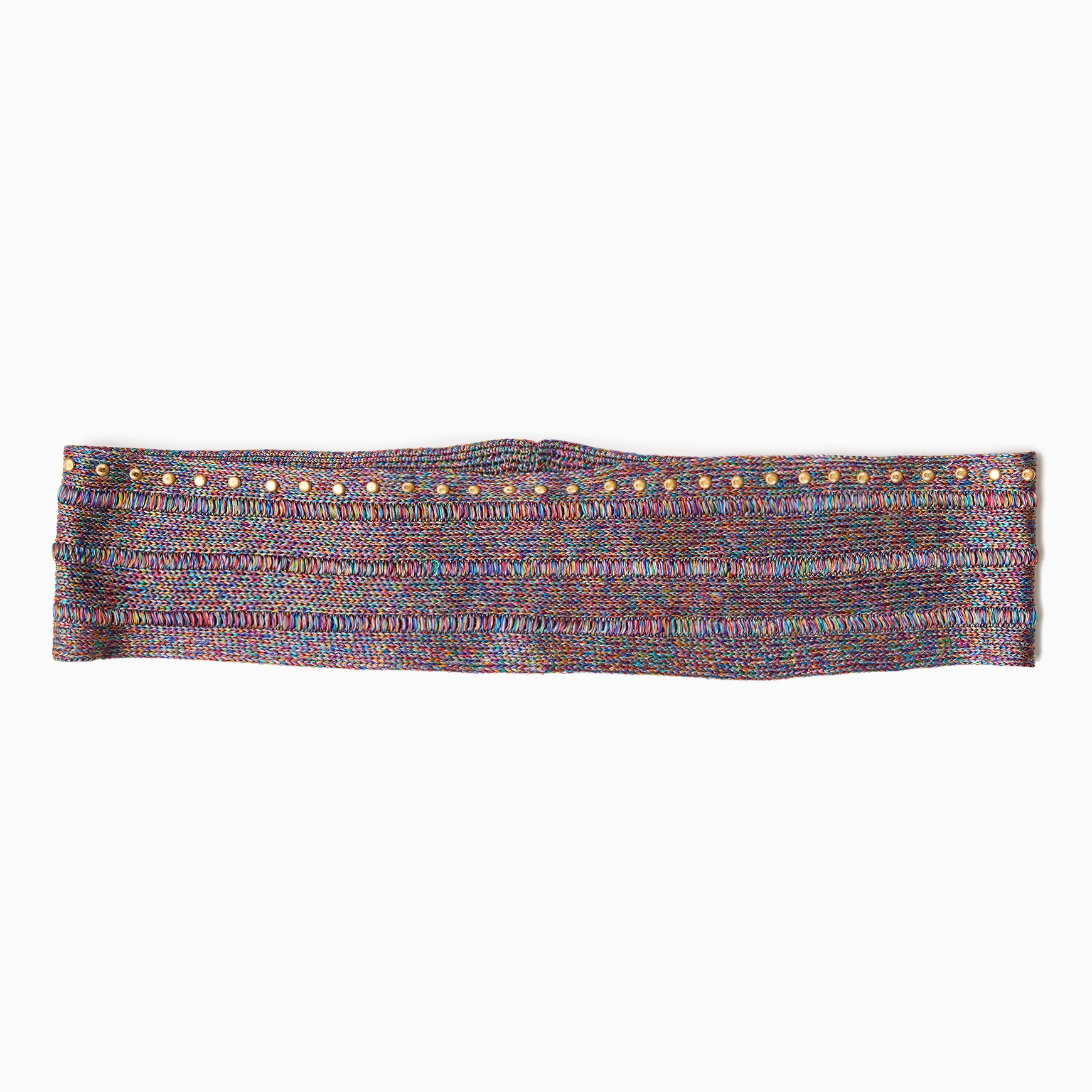 TYPE-1 ATLAS Knit Silk Waist Part Medium (Multi)