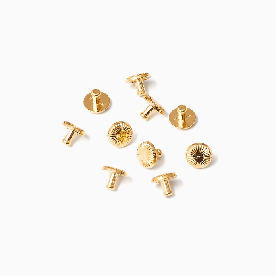 TYPE-1 Top Dots 10 Pieces (Gold)