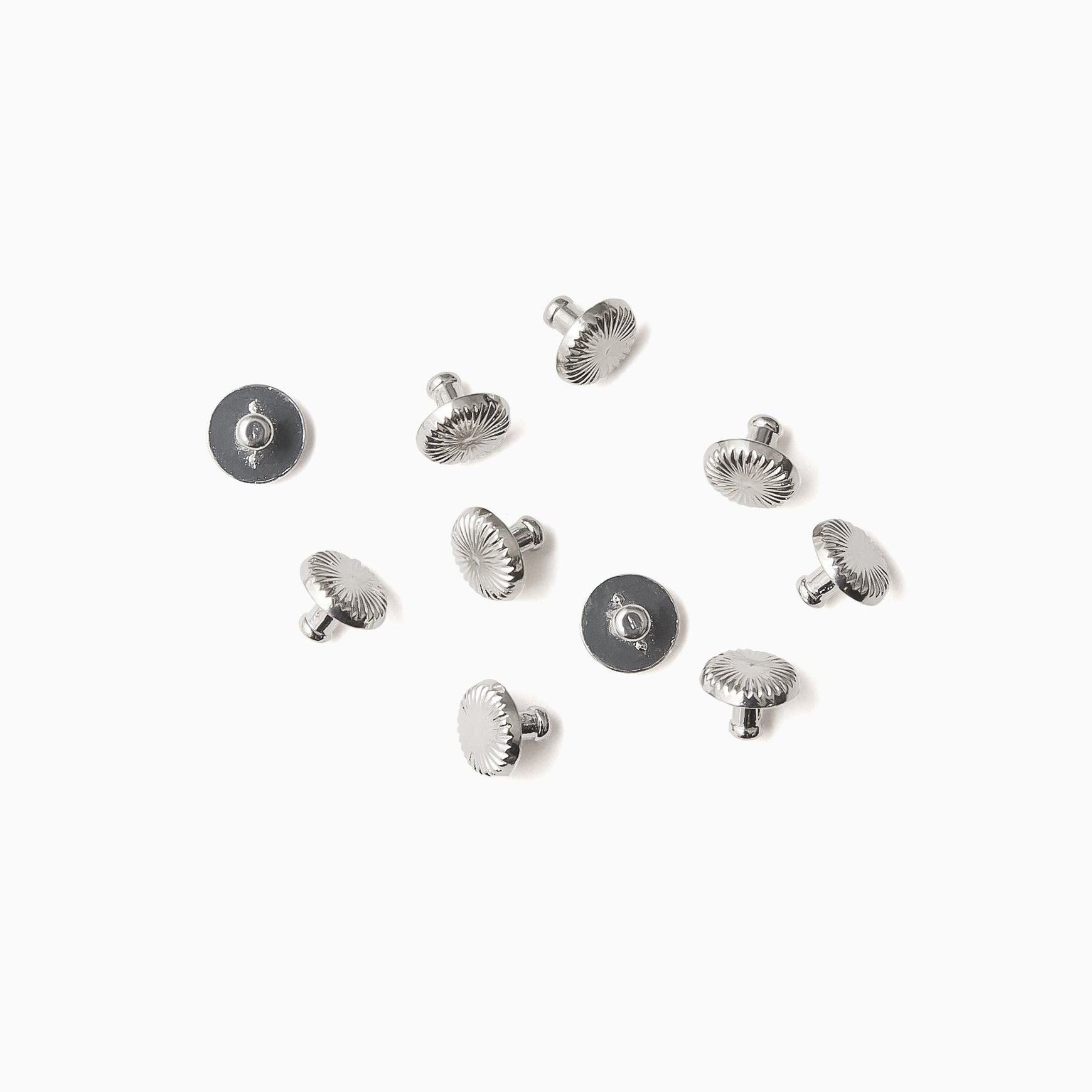 TYPE-1 Top Dots 10 Pieces (Silver)