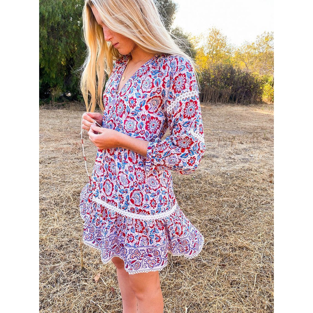 Patton Mini Dress
