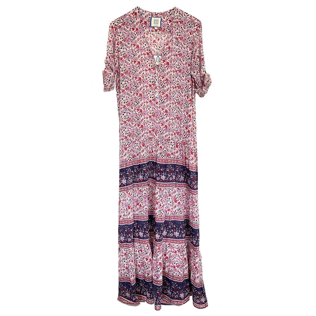 Veronica Maxi Dress- preorder