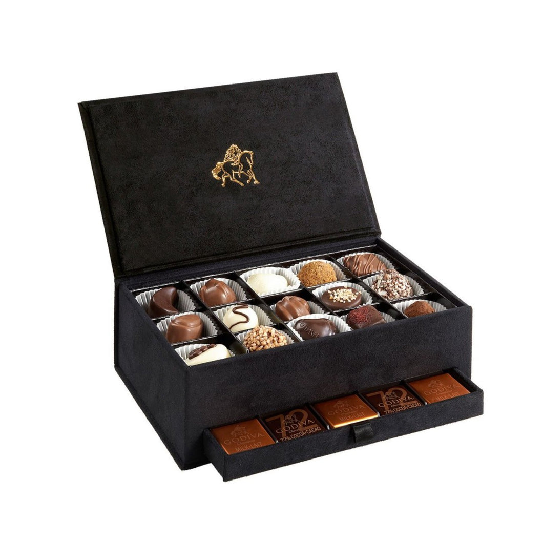 Godiva Black Royal Box -Small