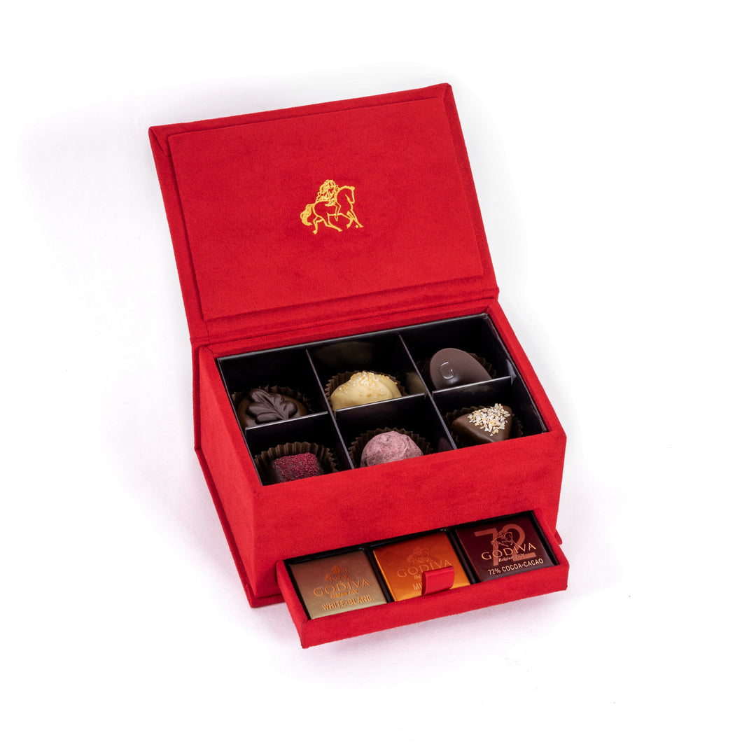 Godiva Red Royal Box - Mini