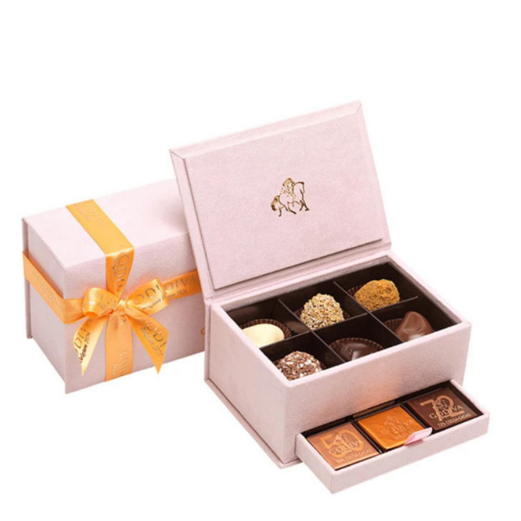 Godiva Pink Royal Box - Mini