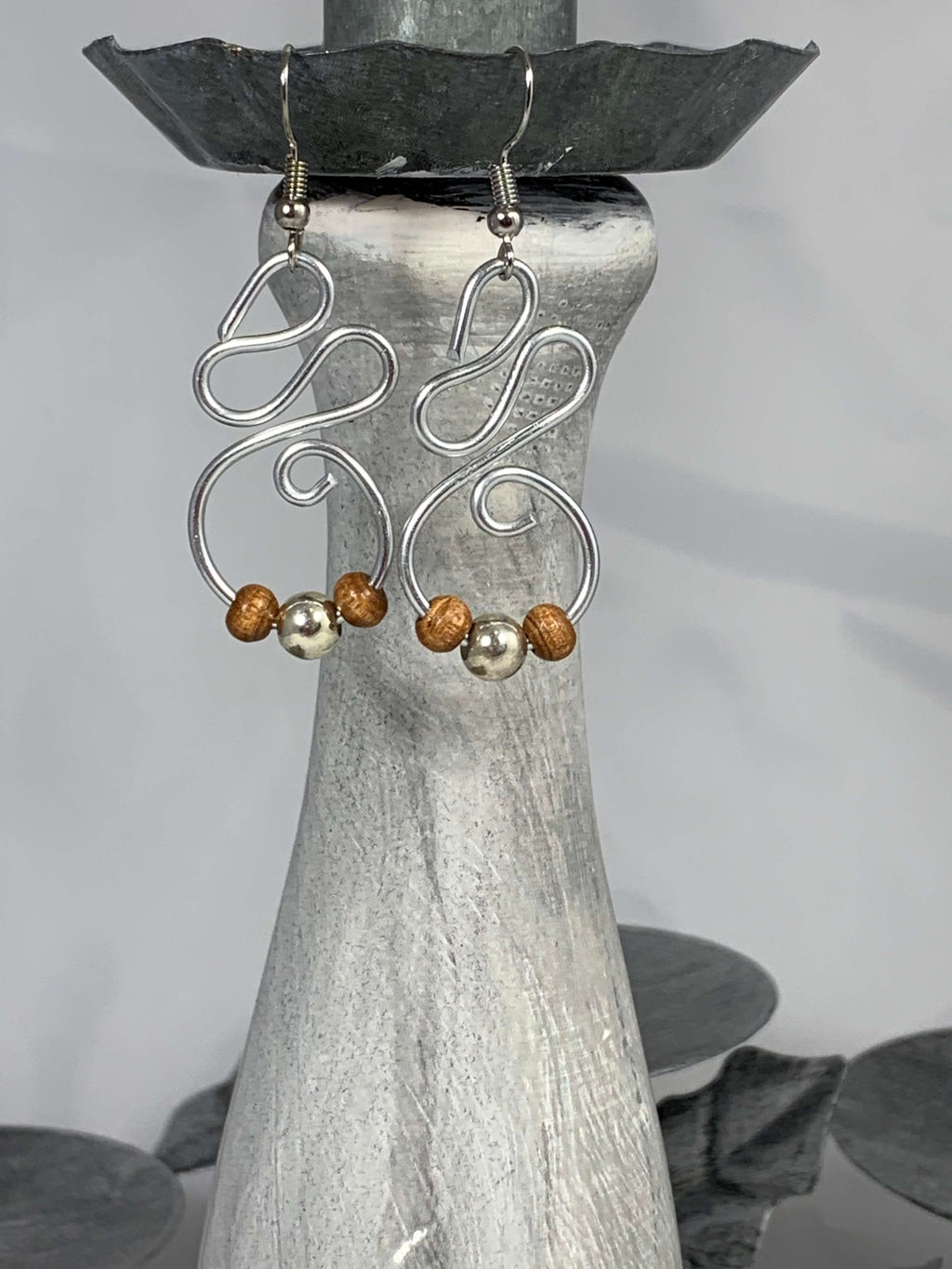 Lake Waters Earrings | Inspired by the Elements | 20 Colors