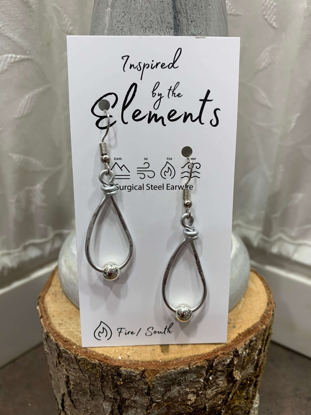 Petite Spark Earrings | Inspired by the Elements | 20 Colors