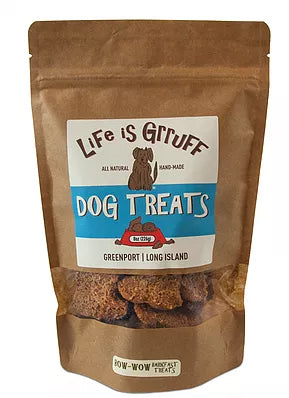 Life Is Grruff Bow Wow Barkfast Treats