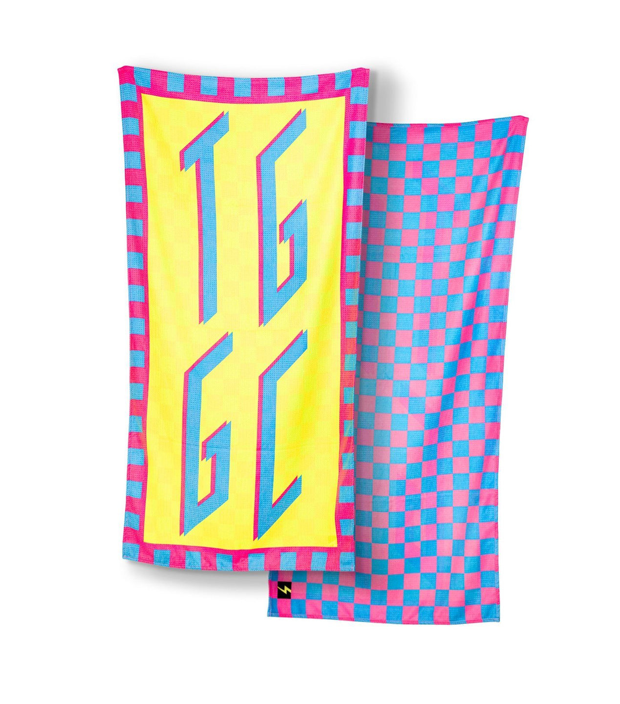 Neon Disco Towel