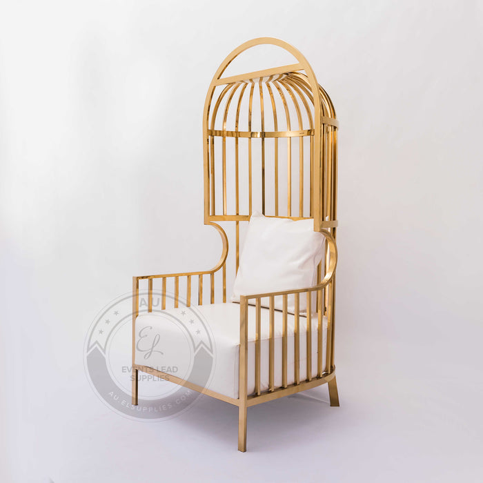 CAGE Throne Chair One Seat