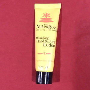 The Naked Bee Hand Lotion Mini