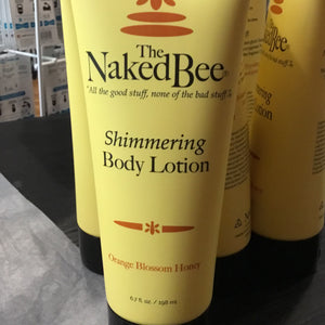 The Naked Bee Shimmering Body