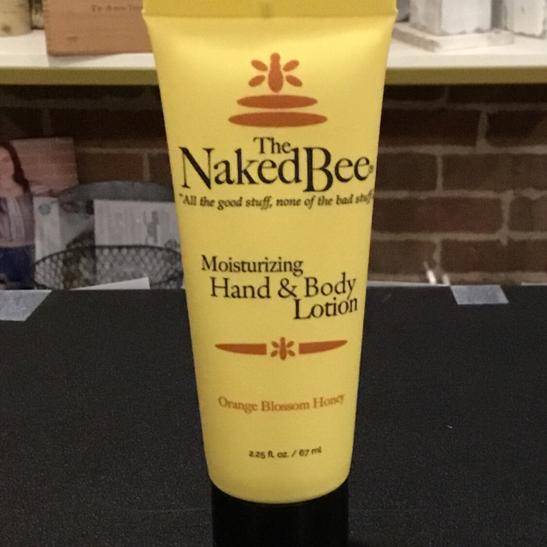 Naked Bee Hand & Body 2.25