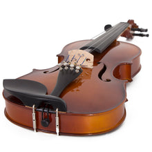 Load image into Gallery viewer, Cecilio CVN-30  Solid Wood Ebony Fitted Violin