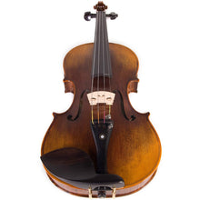 Load image into Gallery viewer, Cecilio CVN-600 Highly Flamed 1-Piece Solid Wood Violin