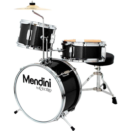 Mendini by Cecilio 13 inch 3-Piece Kids Drum Set