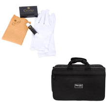 Load image into Gallery viewer, Mendini B Flat Clarinet Bag and Gloves