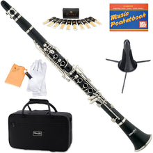 Load image into Gallery viewer, Mendini B Flat Clarinet Accessories