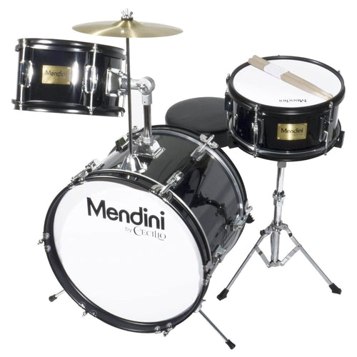 Mendini by Cecilio 16 inch 3-Piece Kids Drum Set