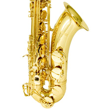Load image into Gallery viewer, Mendini by Cecilio MTS-L B Flat Tenor Saxophone Golden