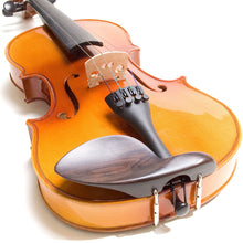 Load image into Gallery viewer, Mendini MV400  Wood Violin Yellow
