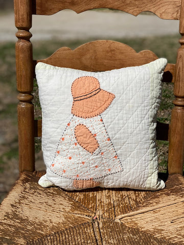 Dutch Doll Pillow
