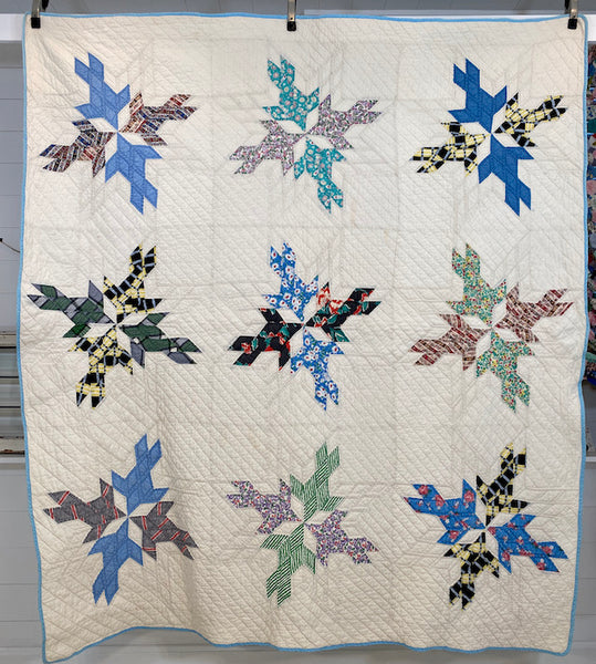 Dove in the Window Quilt