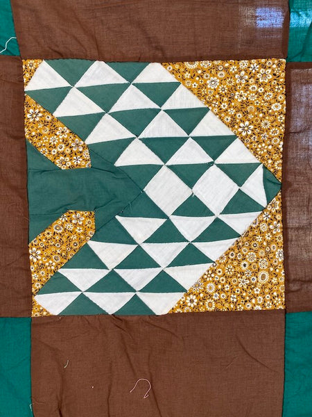 Tree of Life Quilt TOP