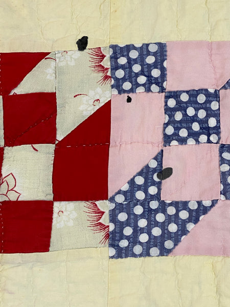 Road to Oklahoma Quilt
