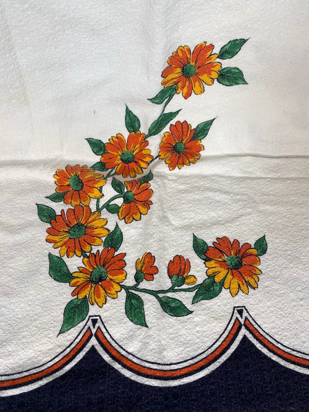 Vintage Table Cloth/Fabric