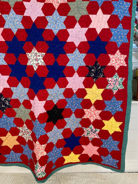 Tiny Star Quilt