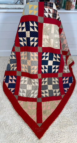 Handy Andy Antique Quilt