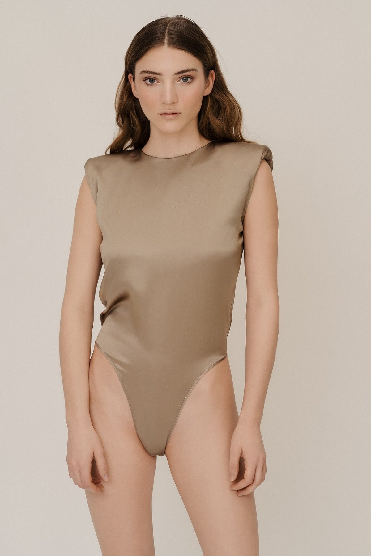 AMY SILK BODY GOLD SAND