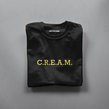 "Load image into Gallery viewer, ""C.R.E.A.M."" long sleeved tee shirt"