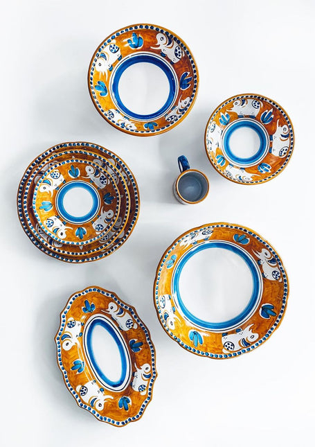 New Collection of Ceramic Tableware