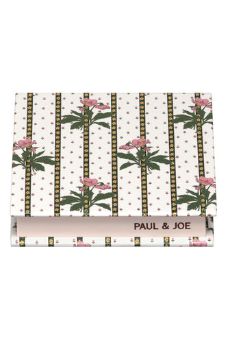 Wallpaper printed eyeshadow case