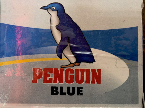 Penguin  Blue BOX- Caja de AÑIL