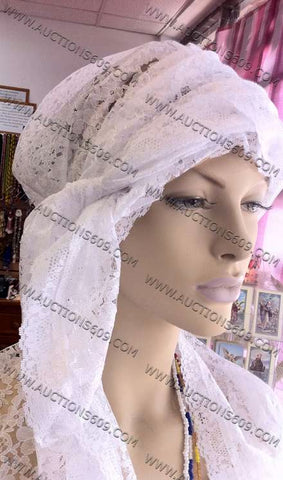Shawl y Turbante- head scarf