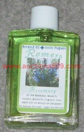Aceite Fragante Romero- Scented Oil RoseMary