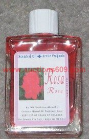 Aceite Fragante Rosa - Scented Oil Rose