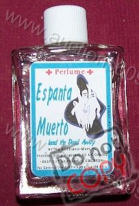 Perfume Espanta Muerto-Perfume Lead the dead away